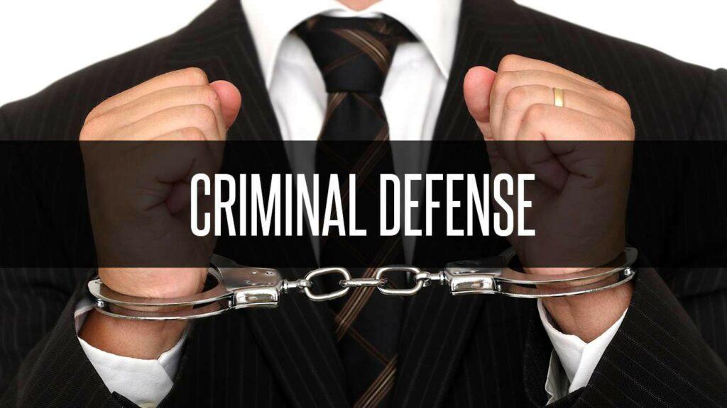 Criminal law attorney. Substantive criminal law. Procedural criminal law.